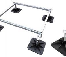 ProFoot H Frame Square Base