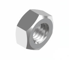 Metric Hex Nuts DIN934 A4 (EN4032)